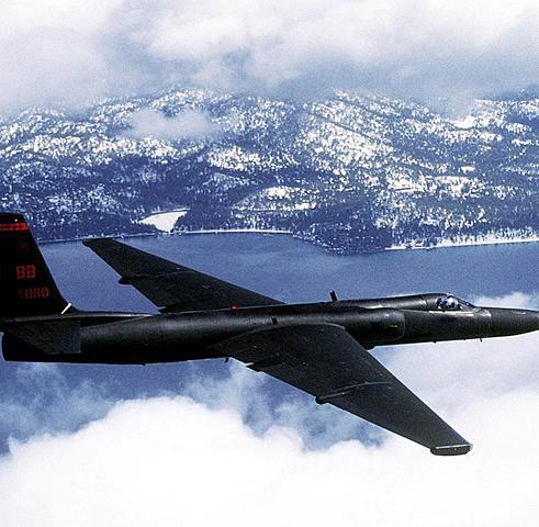 Start von U-2 (Abschuss)