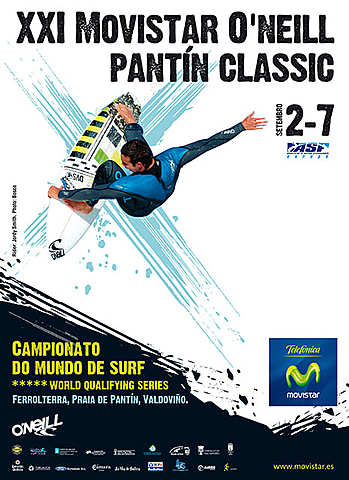 2008 -  La argentina Ornella Pellizzari y el brasileño William Cardoso vencían.