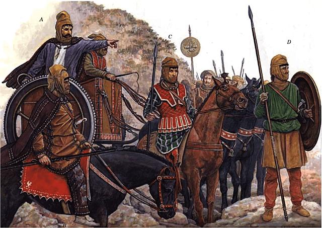 Conquista de Persa y Jonia .