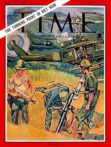 Vietnamkrieg weitet sich aus
