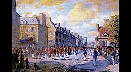 La Conquête et le changement d'empire (1760-1791) timeline