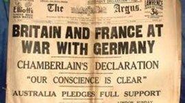 War in Europe timeline