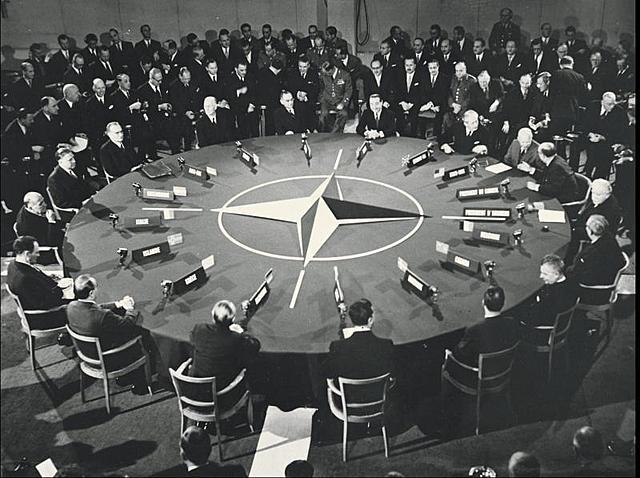 NATO-Gründung