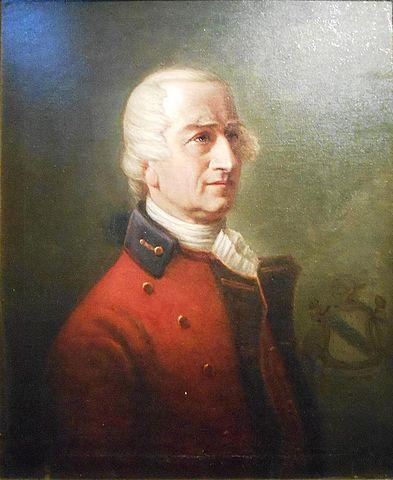 Guy Carleton, gouverneur de la Province de Québec