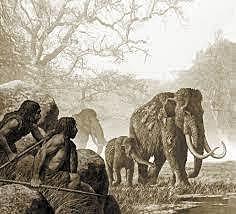 prehistoria de la aparición del hombre hasta la aparición de la escritura