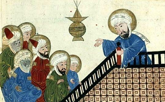 El regnat del quatre primers califes