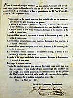 Acord sobre la tarifa dels obrers