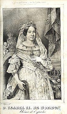 La dècada moderada (1843-1854)
