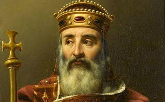 Coronació de Carlemany com a Emperador