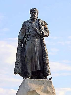 Поход Ерофея Павловича Хабарова на Амур