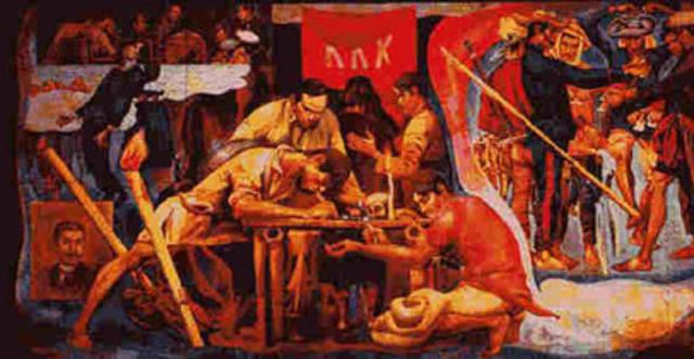 Revolution of Katipunan