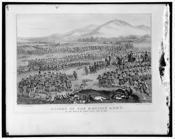 The Battle of Buena Vista