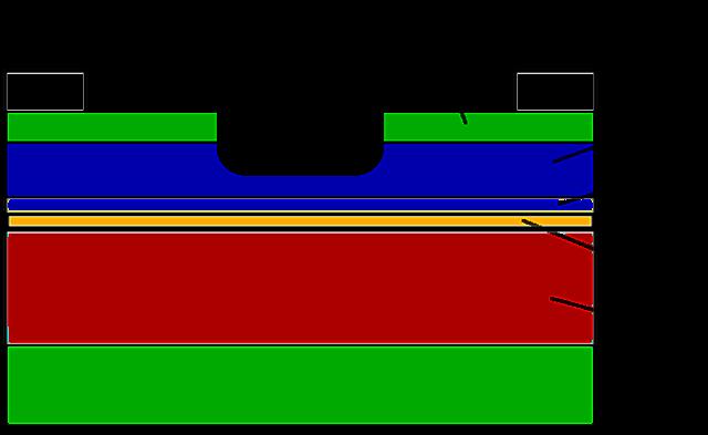 Первый полевой транзистор с высокой подвижностью носителей