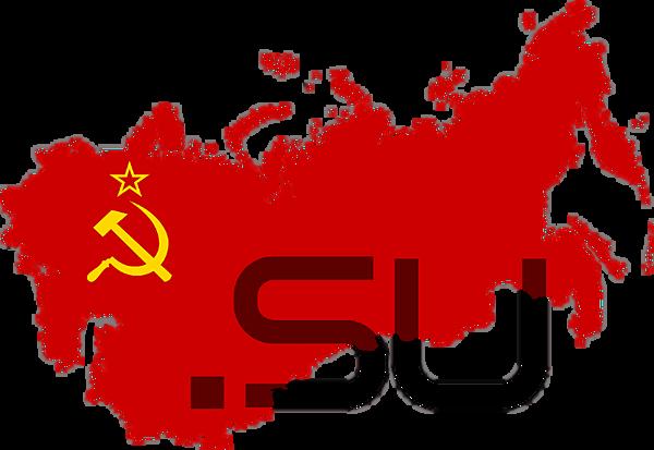 Регистрация первой советской доменной зоны.su