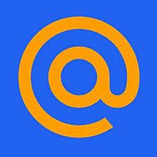 Открытие службы Mail.ru