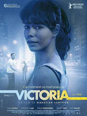 "Prof - Le temps ressenti / Sebastian Schipper - ""Victoria"" (film de 2h14')"