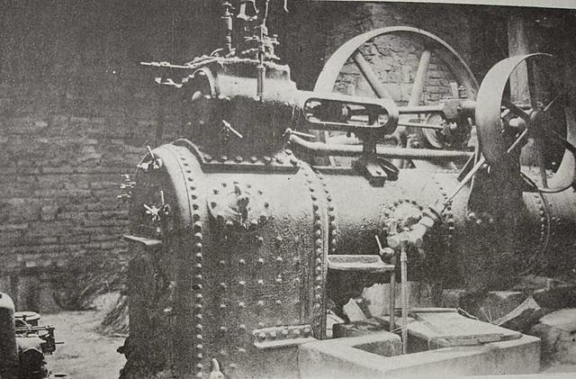 inauguració de la Fàbrica moguda amb vapor