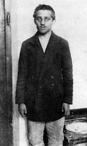 Death of Gavrilo Princip