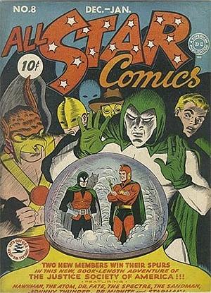 Комикс «АН-Star Comics #8»