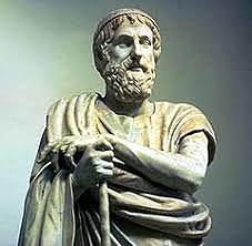 Parmenides edo Parmenides Eleakoa ( Elea, K.a. 515?- K.a. 450)