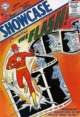 Комикс «Showcase #4»
