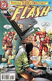 Комикс «The Flash #123»