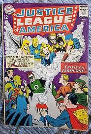 Комикс «Justice League of America #21»