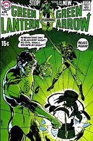 Комикс «Green Lantern #76»