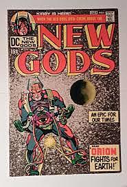 Комикс «New Gods #1»