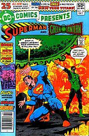 Комикс «DC Comics Presents #26»