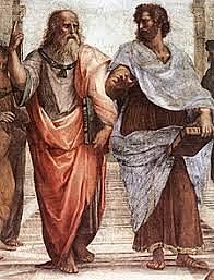 Aristoteles Estagiran (Mazedonia) jaio zen K.a. 384.urtean, eta Kaltzisen (Eubea) hil zen   K. a. 322.urtean.