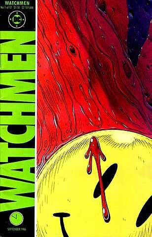 Комикс «Watchmen #1»