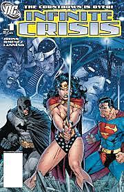 Комикс «Infinite Crisis #1»
