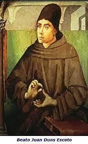 Joan Duns Eskoto —jatorrizko izen-deiturez, John Duns Scotus— (Duns, Eskozia, c. 1266 - Kolonia, Alemania, 1308ko azaroaren 8)