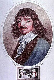 René Descartes (Frantziako Erresuma, 1596ko martxoaren 31a – Stockholm, Suedia, 1650eko otsailaren 11a)