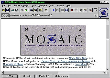 Lazamiento Mosaic