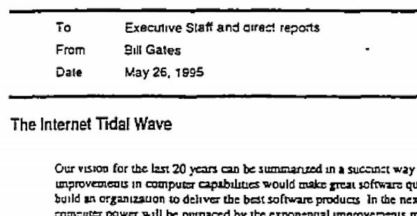 Informe The Internet Tidal Wave