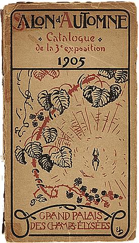 Salón de Otoño París 1905