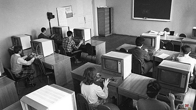 ценность содержимого советского Интернета для внутренних пользователей оказалась выше международного