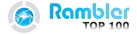 Первый в Рунете рейтинг-классификатор Rambler's TOP100
