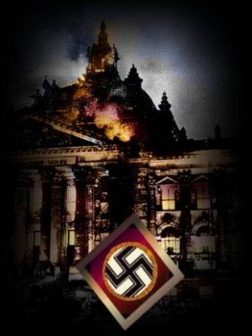 Reichstag fire.