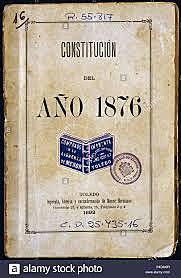 Constitució 1876