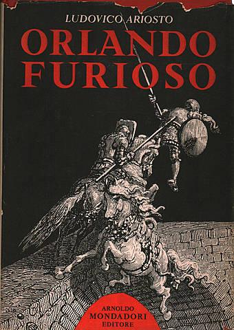 """Ariosto; """"Orlando furioso""""."""