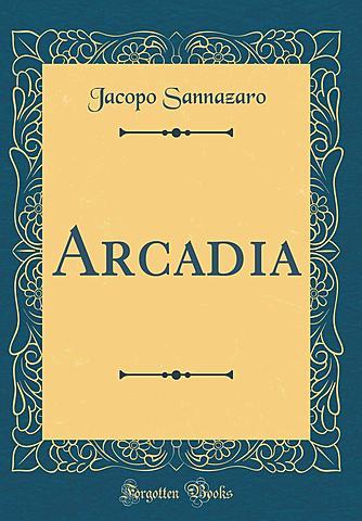 """Sannazaro; """"Arcadia"""""""