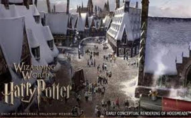 Hogwarts in Florida