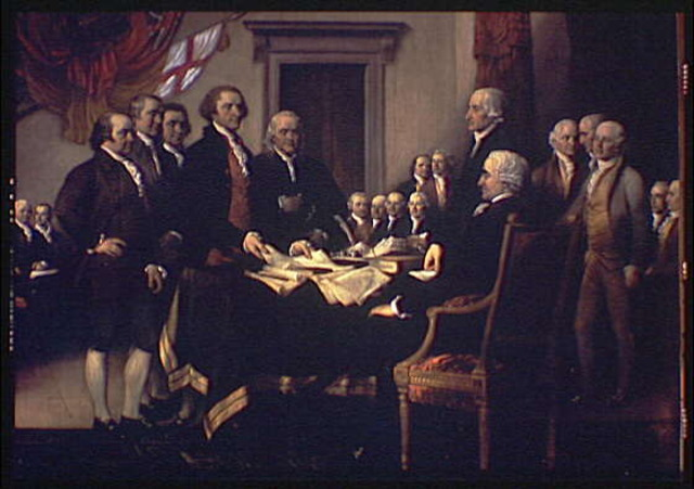 Articles of Confederation Created