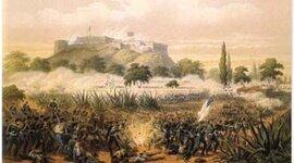 Sally R. Mexican American War Timeline