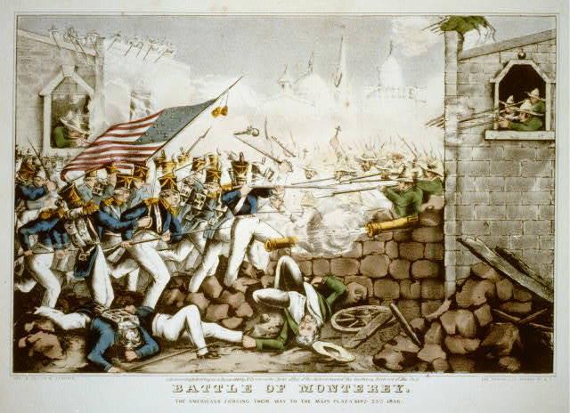 1846 US victory at monterrey