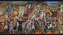 Independencia de México. timeline