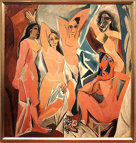 Nº 13 Les Demoiselles d'Avinyò Picasso